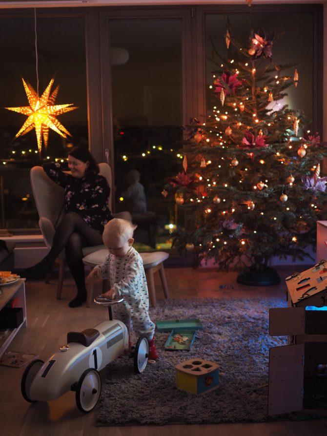 Vánoční pozdrav a na jaké momenty bych si přála vzpomínat, až budu stará